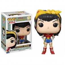 Funko Pop! Heroes 167 DC Comics Bombshells Wonder Woman Pop Vinyl Action Figure FU12853